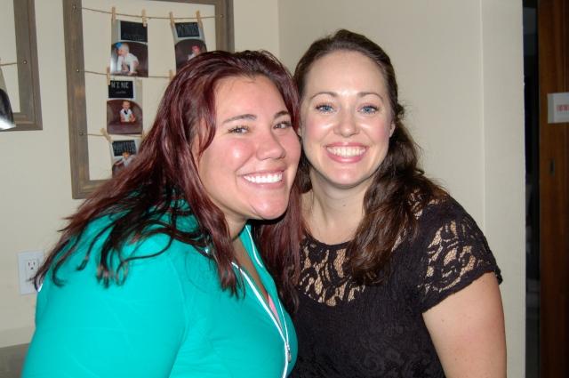 Jen & Lacie
